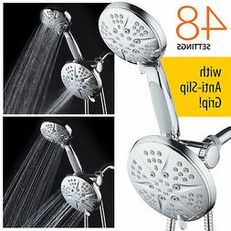NOTILUS SURROUND-SHOWER High-Pressure 48-setting Luxury 3-wa