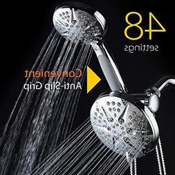 NOTILUS SURROUND-SHOWER High-Pressure 48-setting Luxury 3-wa