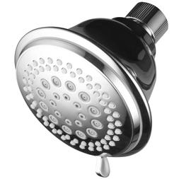 DreamSpa® High-Power Shower Head 4 inch/ 7 Setting / Premiu