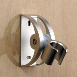 practical aluminum shower head holder bathroom wall