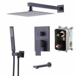 pressure balancing shower system trim kit shower