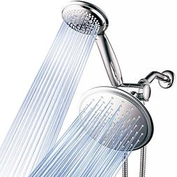 Rainfall Shower Head and Handheld Shower Combo 7 inch Rain S
