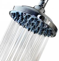 Rainfall Shower Head Wantba 6 Inch High Pressure Bathroom fi