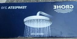 GROHE Rainshower Tempesta 210 Shower Head 1 Spray 26408 000