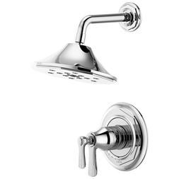 Brizo Rook: TempAssure Thermostatic Shower Trim
