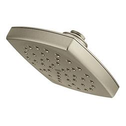 "Moen S6365BN Voss 6"" Single-Function Rainshower Showerhead w"