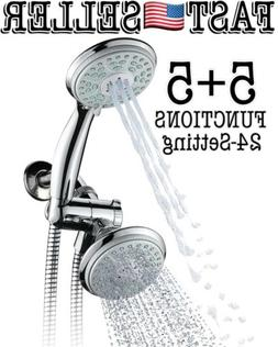 Giantex 3 Way Shower Combo Setting Luxury Handheld Head Ultr