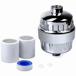 Ostrichy Shower Filter, High Output Head Filters Remove Chlo