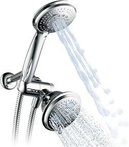 Shower head, Duel Shower head, Hydroluxe Full-Chrome 24 Func