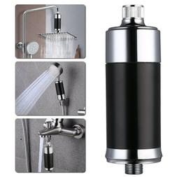 Shower Head Filter Water Softener for Hard Water Chlorine Pu