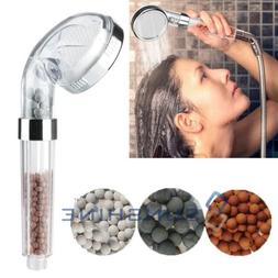 Shower Head, Handheld High Pressure Filter Filtration Ionic