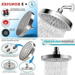 shower head high pressure rain luxury modern