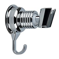 Shower Head Holder, Cozyswan Angle Adjustable Vacuum Suction
