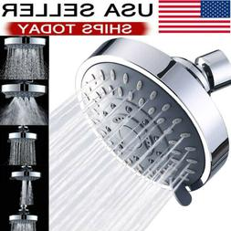 Shower heads Handheld Spray High Pressure Adjustable Showerh