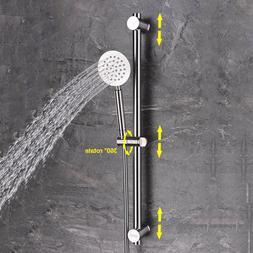 shower sliding bar 304 stainless adjustable shower