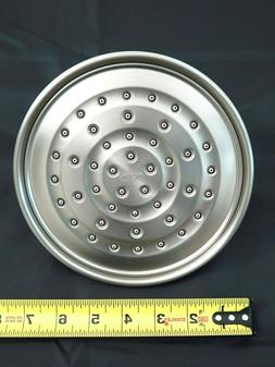 "MOEN Spot Resist Brushed Nickel 1.75 GPM 7.28"" Rain Shower H"