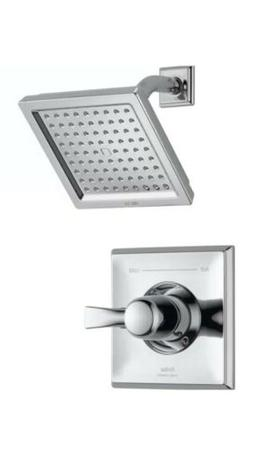 Delta T14251 Dryden Shower Trim Package w/ Shower Head & Tou
