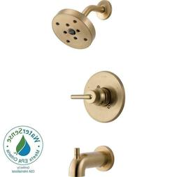 Delta Faucet T14459-BL Trinsic H2Okinetic Tub & Shower Trim