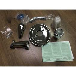 AMERICAN STANDARD T480502.002 SEVA BATH AND SHOWER TRIM KIT,