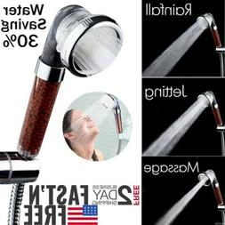 The Misugi Ionic Filtration Shower Head 3 Mode High Pressure