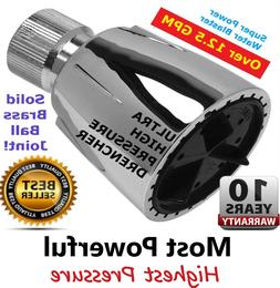 ULTRA HIGH PRESSURE SHOWER HEAD  > The Original Water Drench