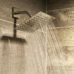 Aqua Elements Ultra Thin Rainfall High Pressure Shower Head