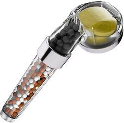 PureAction Vitamin C Filter Shower Head with Handheld Hose &