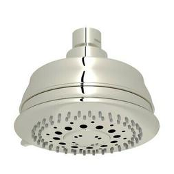 Rohl WI0197PN Boss Classic 3 Function Showerhead, Polished N