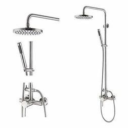 KES X6050B Bathroom SUS304 Stainless Steel Faucet Showering